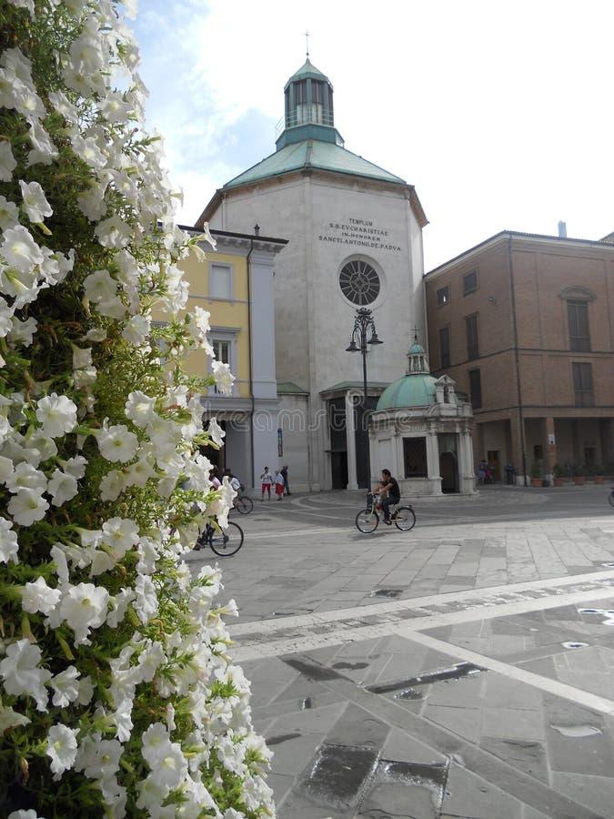 Rimini royaltyfri foto