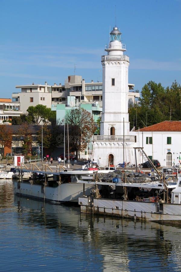 Download Farol de Rimini foto editorial. Imagem de mola, oceano - 29832451