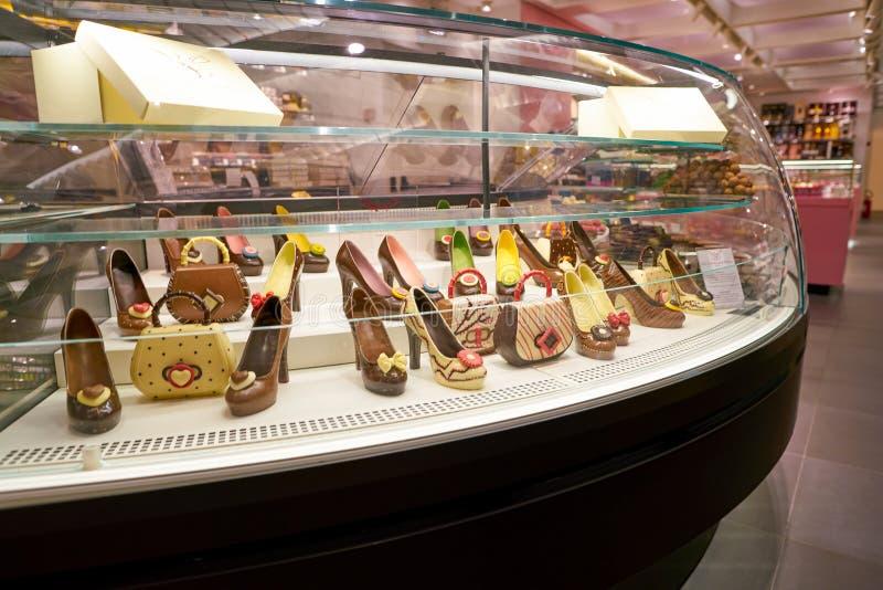 Rinascente in Rome stock foto's