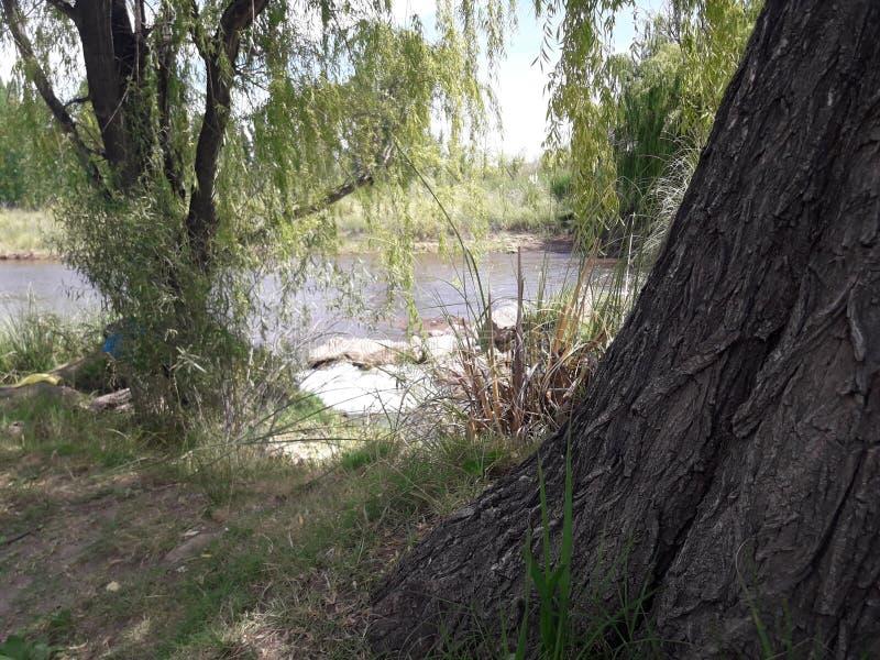 Rincon del indio - Mendoza images stock