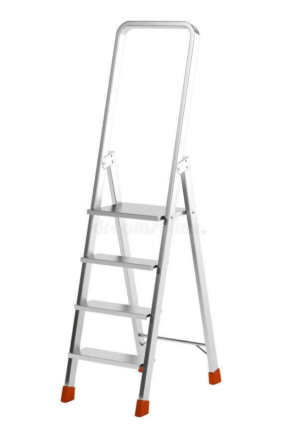 rinda de escalera ilustración del vector