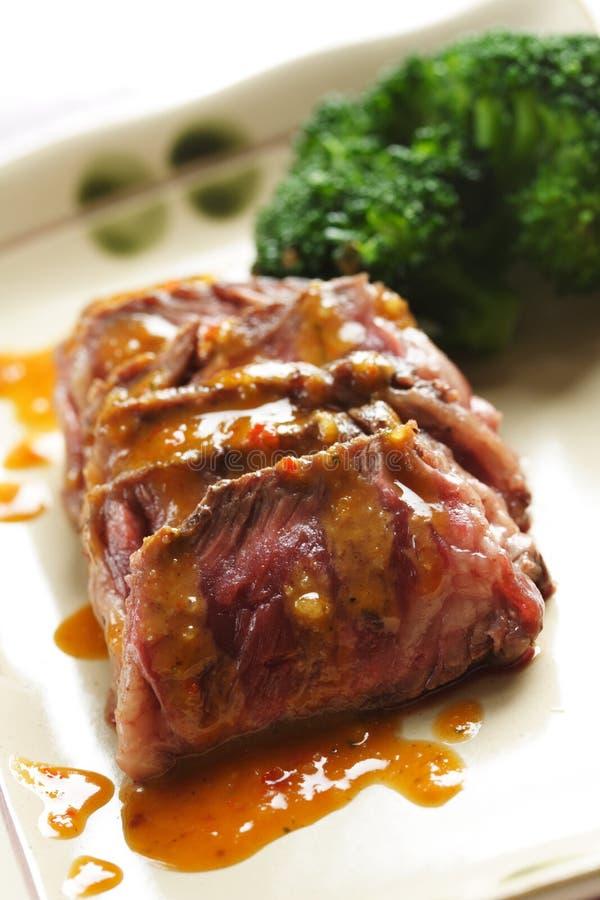 Rindfleisch lizenzfreie stockfotografie