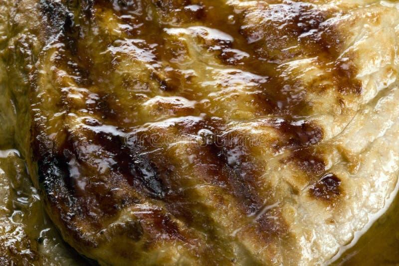 Rindfleischsteaklebensmittel Bio lizenzfreies stockfoto