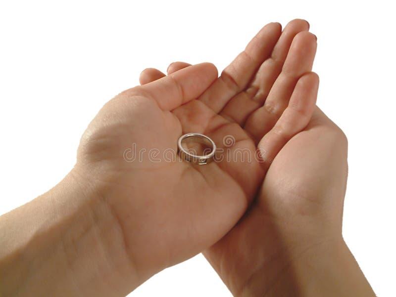 Ring royalty free stock photo