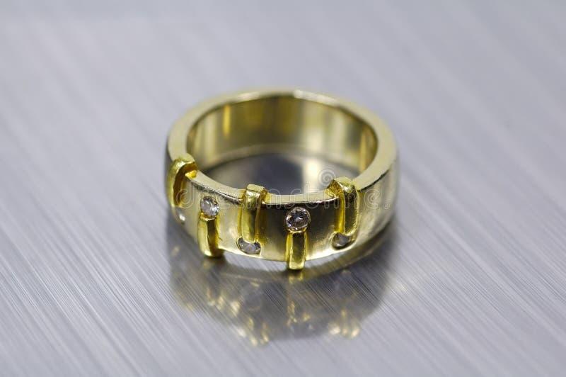 Ring stock afbeelding