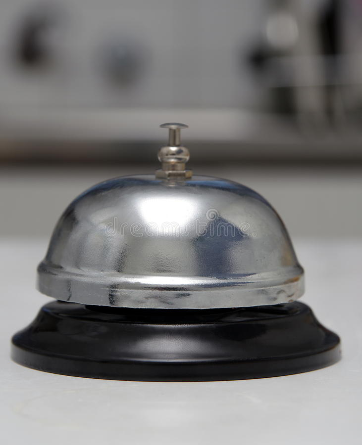 Ring bell royalty free stock photos