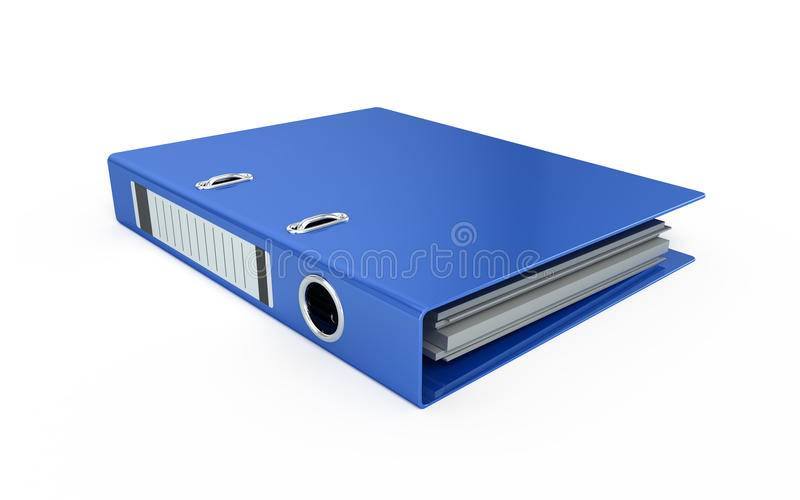 Ring Binder Royalty Free Stock Image