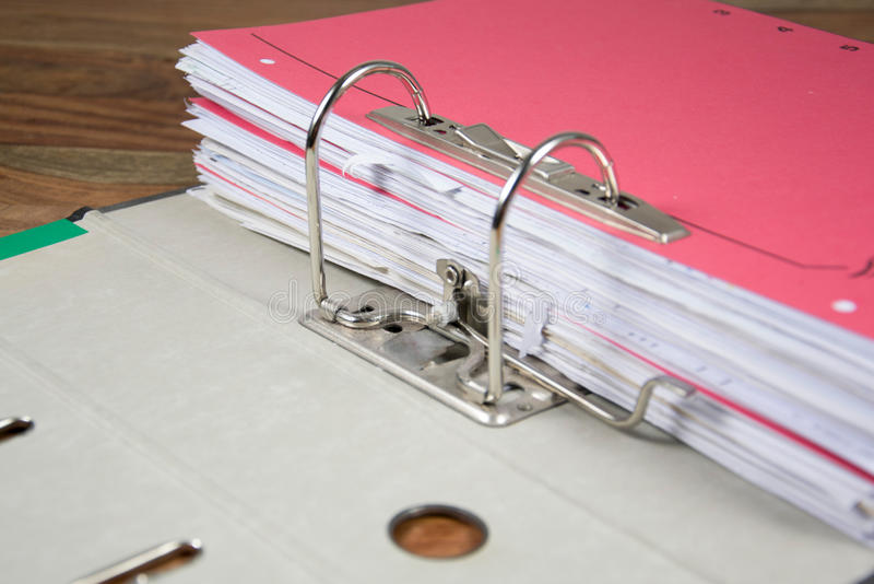 Ring binder stock photos