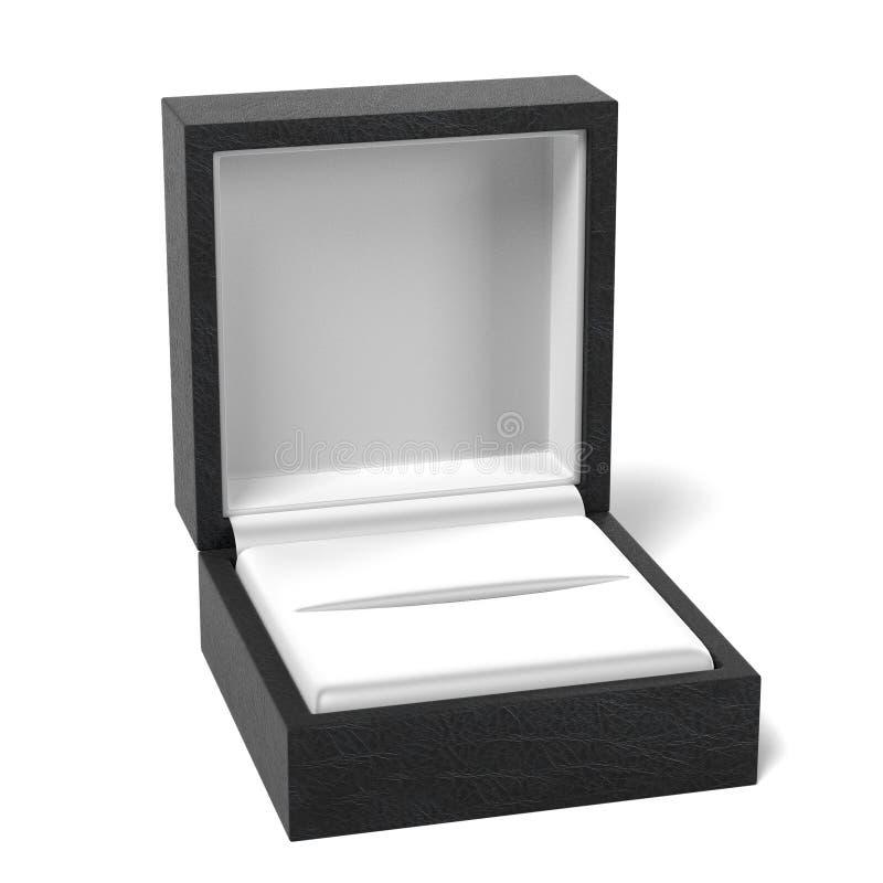 Ring in box royalty free illustration
