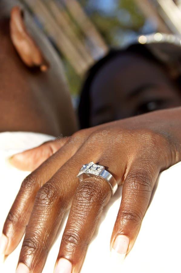 ring bröllop royaltyfria foton