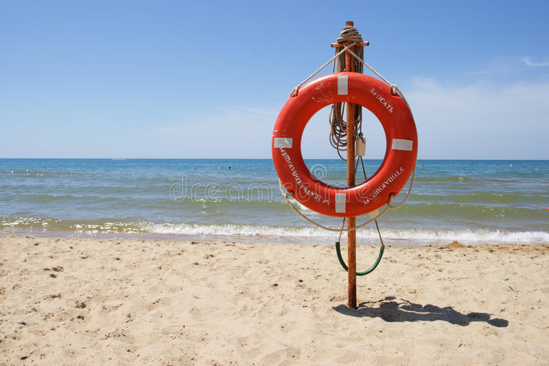 Download Ring-buoy stock image. Image of nature, cord, cruise - 10030205