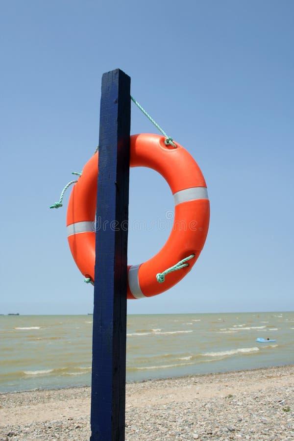 Download Ring-buoy stock image. Image of shore, beach, coast, lifebelt - 3248123