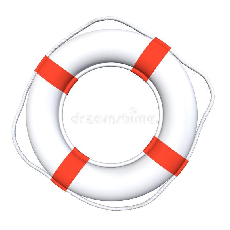 Download Ring-buoy, ring buoy stock illustration. Image of liquid - 3377041