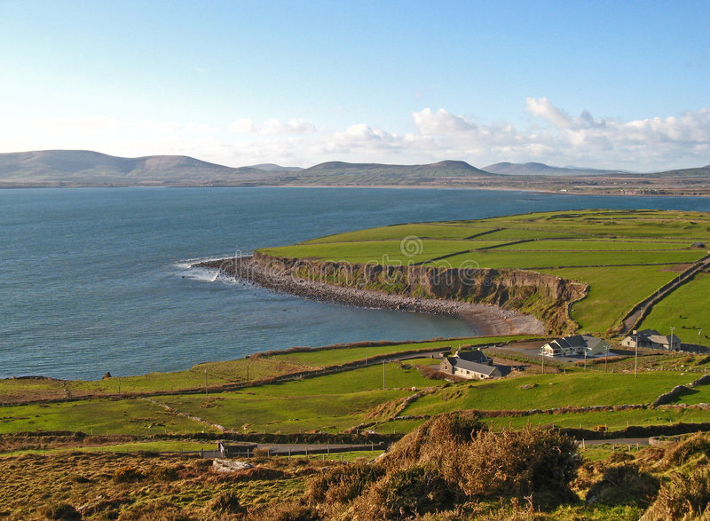 Download Ring of Kerry 02 stock photo. Image of line, kerry, eire - 6415542