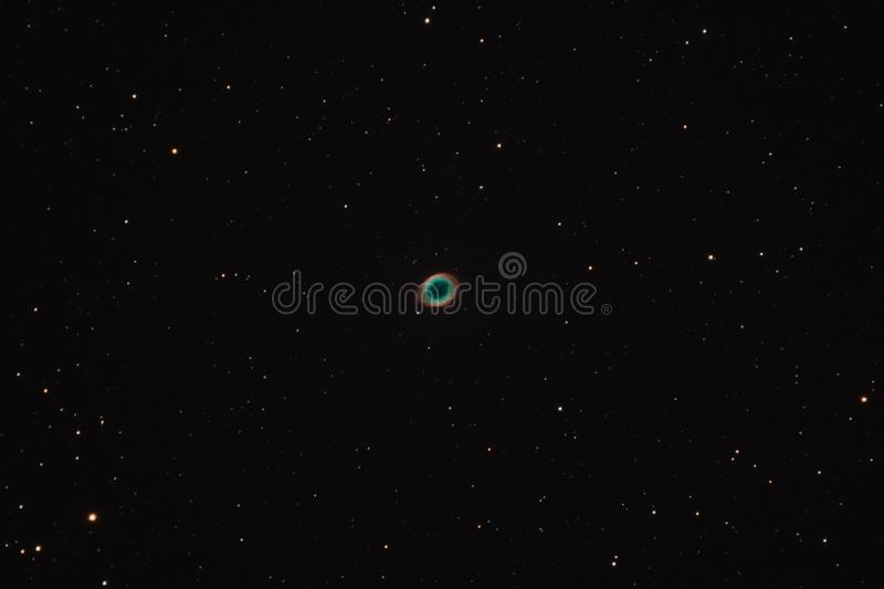Ring Nebula images libres de droits