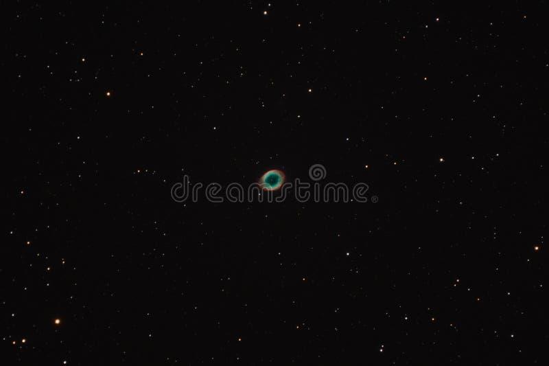 Ring Nebula imágenes de archivo libres de regalías