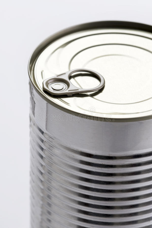Download Ring pull on a tin can stock image. Image of food, shiny - 22765897