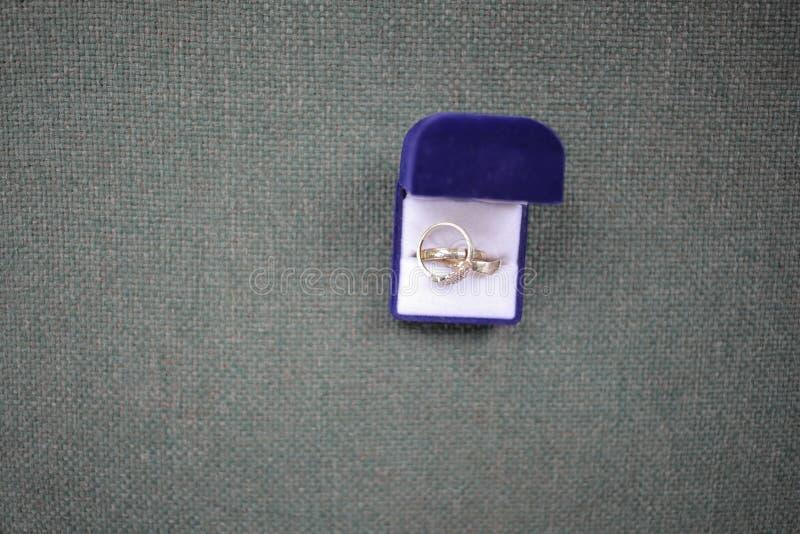 Ringa de la boda imágenes de archivo libres de regalías