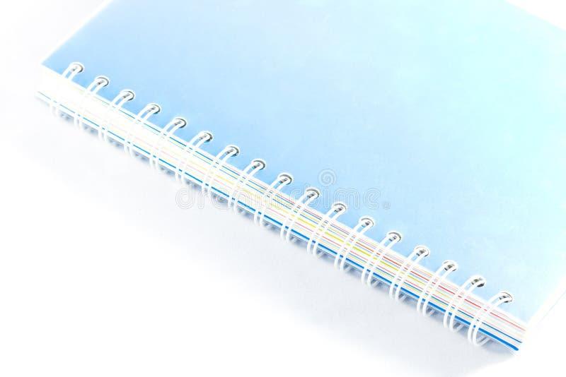 Ringbindungsbuch. lizenzfreies stockfoto