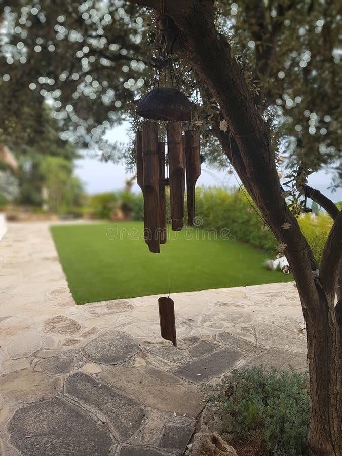 Ringe mit dem Wind lizenzfreie stockfotografie