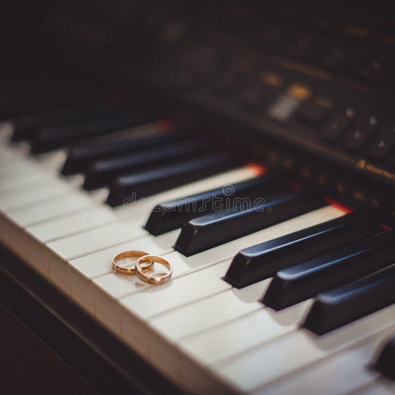 Ringen van geluk stock foto