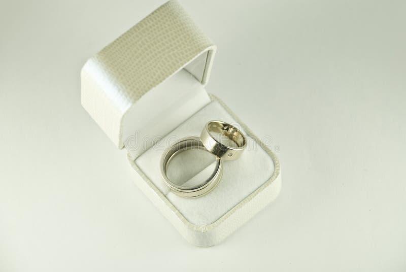 ringer bröllop arkivfoton