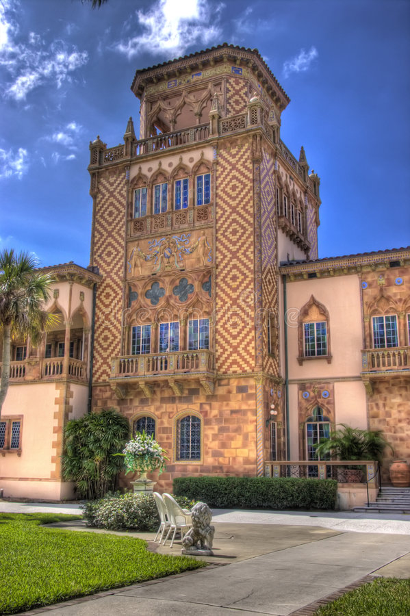 Download Ringling Mansion Bell Tower Stock Images - Image: 6779734