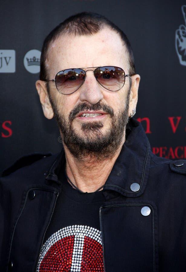 Ringo Starr stock fotografie
