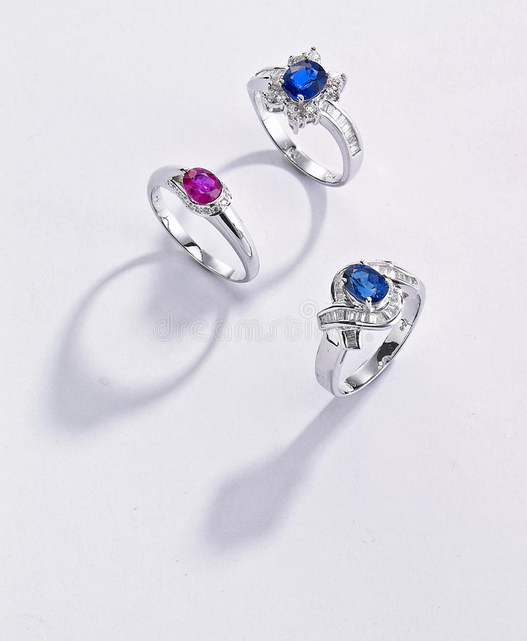 Download Rings stock image. Image of luxury, woman, accessories - 26040627