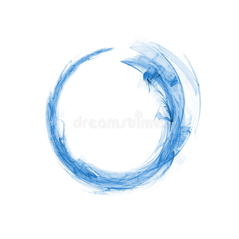 Rings patten vector illustration