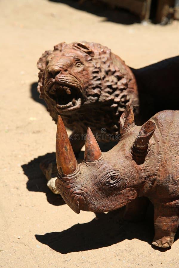 Rinoceronte foto de archivo