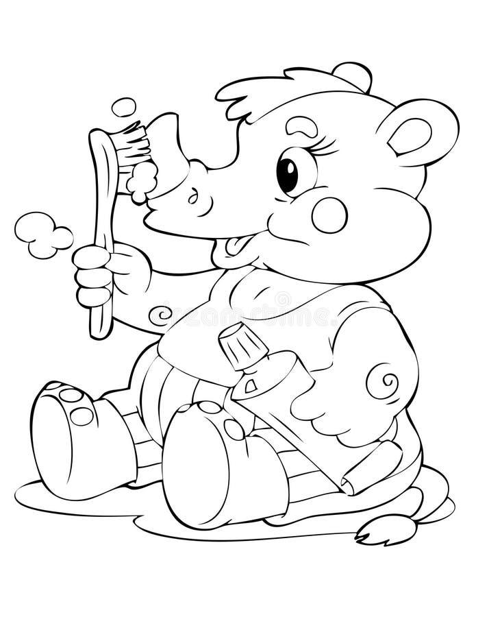 Rinoceronte ilustración del vector