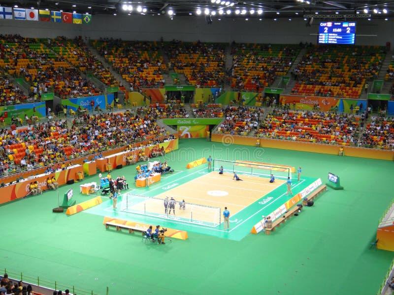 Rio 2016 - Arena tun Futuro lizenzfreies stockfoto