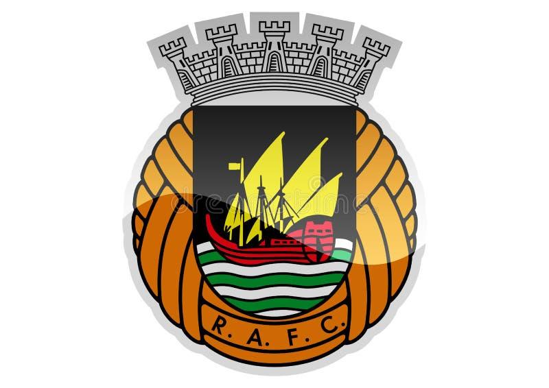 Rio Ave FC logo ilustracja wektor