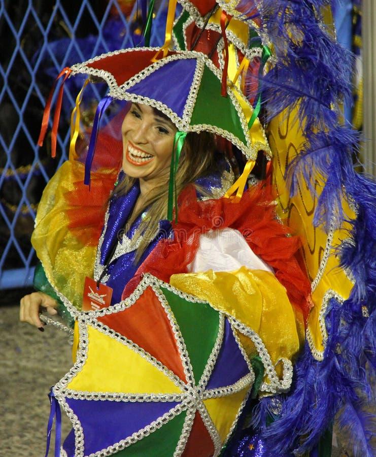 Rio Carnival 2014 fotografie stock libere da diritti