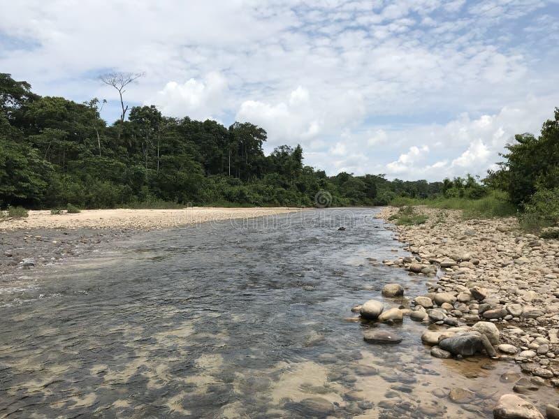 Rio Chipiriri stock foto