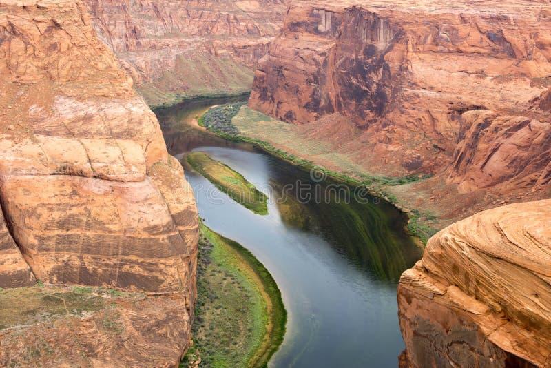 Rio de Colorado fotografia de stock royalty free