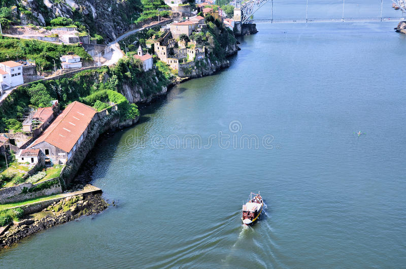 Rio de Douro fotografia de stock royalty free