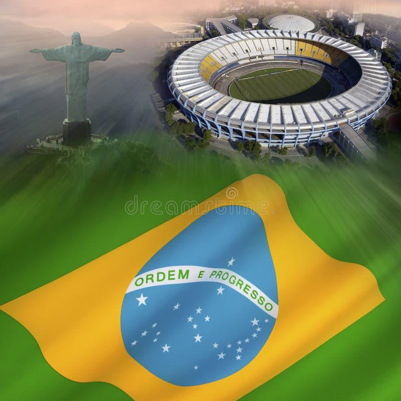 Rio de Jainereo - Brazil stock image