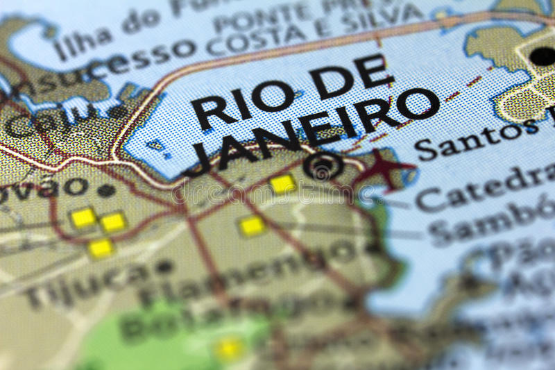 Rio de Janeiro imagenes de archivo