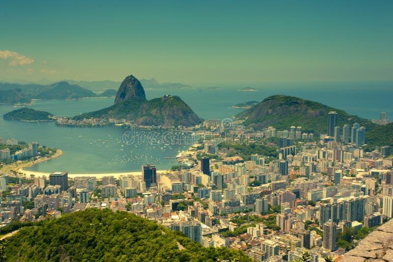 Rio de Janeiro Brasile immagini stock libere da diritti