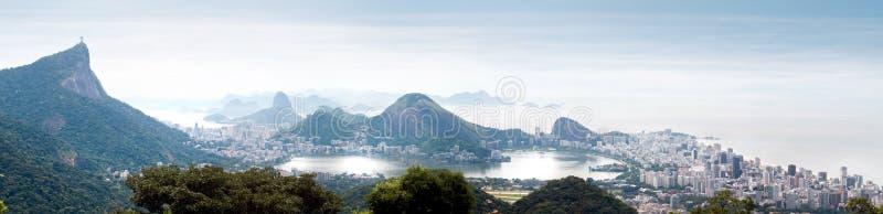 Rio de Janeiro. Brazil panorama royalty free stock image