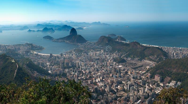 Rio De Janeiro. Brazylia obraz royalty free