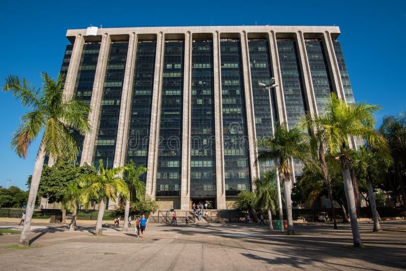 Rio de Janeiro City Hall royalty free stock image