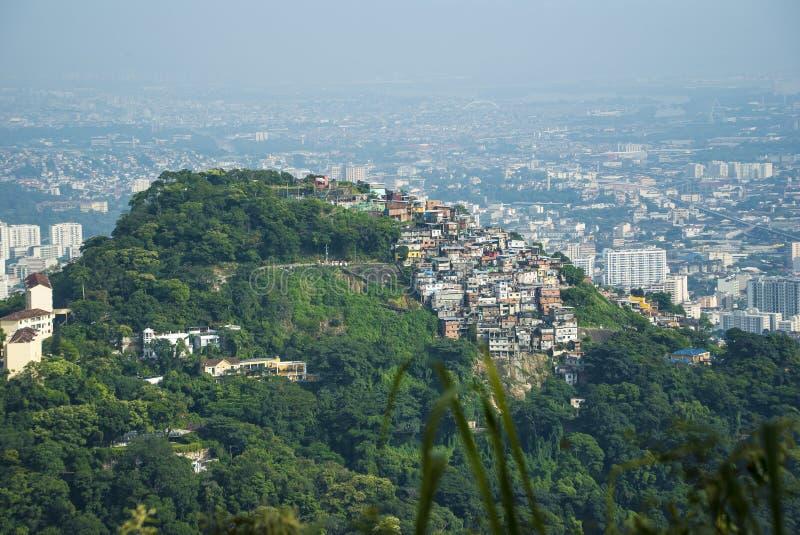 Rio De Janeiro City View stock photo