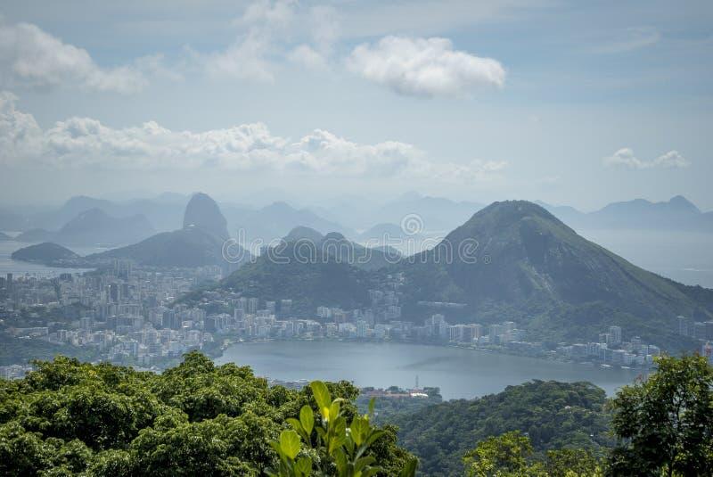Rio De Janeiro City View stock images