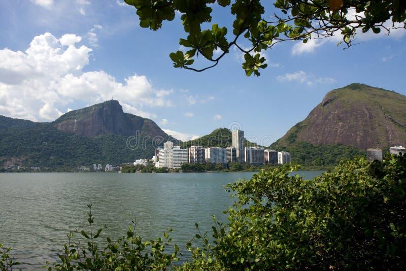 Rio de Janeiro, Corcovado stockfoto