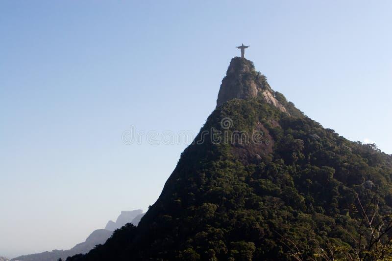 Rio de Janeiro, Corcovado lizenzfreie stockfotos