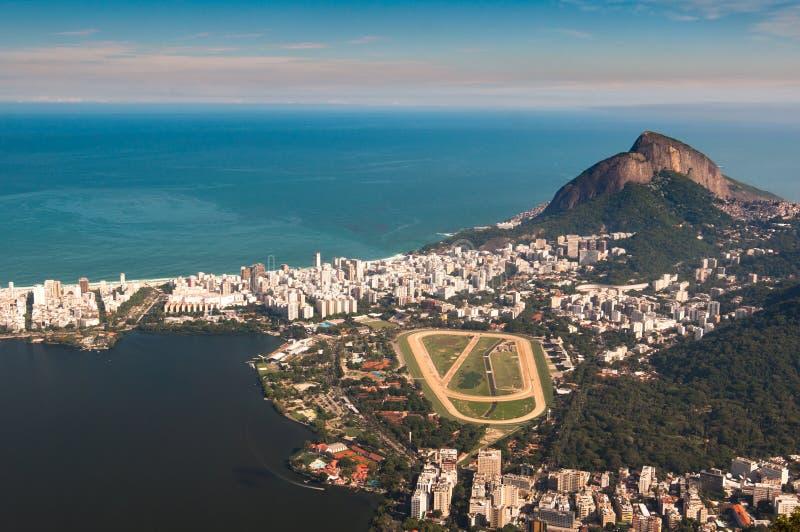 Rio De Janeiro dżokeja klub fotografia stock