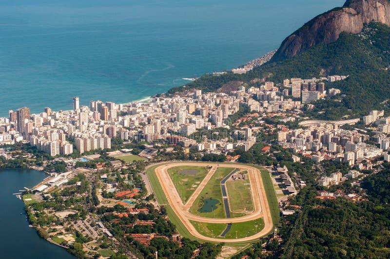 Rio De Janeiro dżokeja klub obraz royalty free